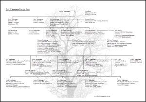 Family Tree Research Services. Expert help to research my family tree