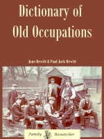 Dictionary of Old Occupations ebook